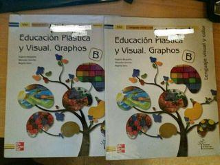 Educacion plastica y visual. Graphos B