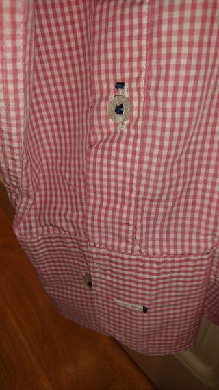 Camisa Shirt Carolina Herrera CH Hombre talla M