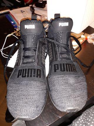sapatos originales puma
