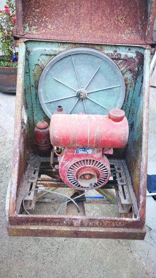 hormigonera gasolina