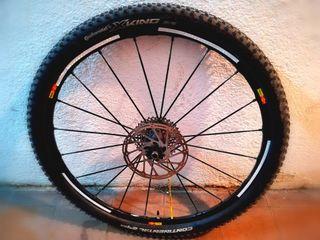 Cubierta de rueda de Mountain bike 29'. 1 unidad