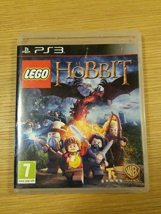 Lego El hobbit ps3