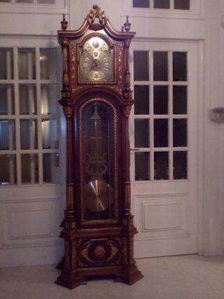 reloj de pie - carrillón