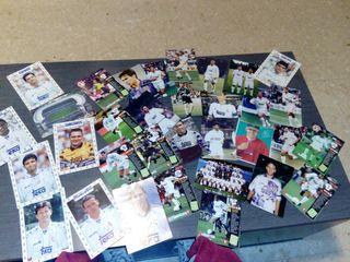 postales de los jugadores del real madrid