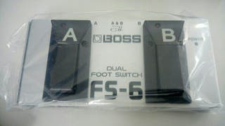 pedal dual switch boss