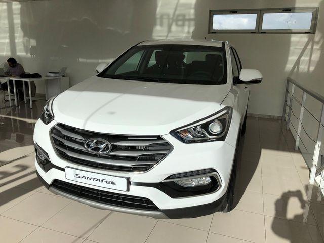 Hyundai Santa Fe 2.0 CRDi Essence 4x2 7S