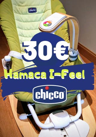 Hamaca I-Feel Chicco