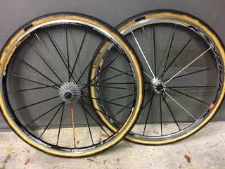 Ruedas ciclocross Mavic ksyrium sl