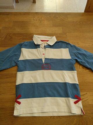 camiseta talla 4 polo niño marca gocco