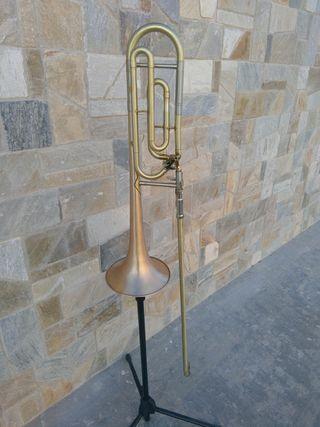 trombon king 608 restaurado