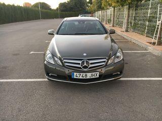 Mercedes-Benz Clase E cupe 350 cdi avant-garde