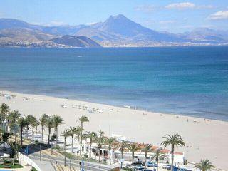 Apartamento primera linea Playa San Juan, Alicante