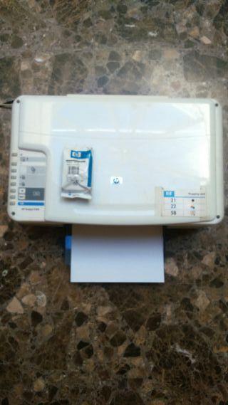 Impresora y Escaner Hp Deskjet F380
