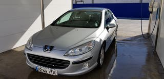 sólo 60000 km Peugeot 407 del 2006 2.0 gasolina