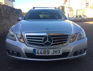 Mercedes-Benz Clase E Estate BE Automático