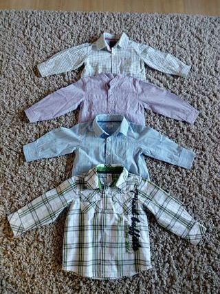 camisas niños