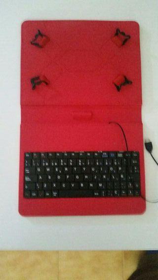 teclado tableta
