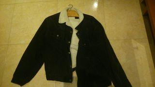chaqueta de borrego