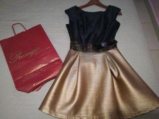 precioso vestido para Noche vieja