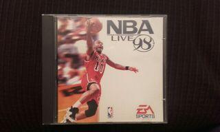 NBA live 98 para PC