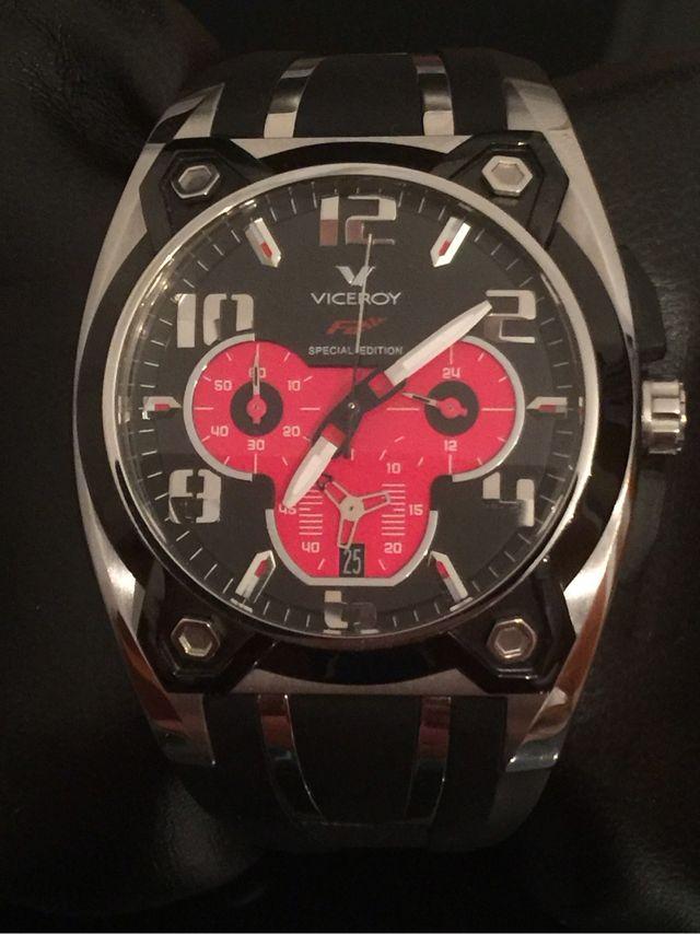 44fc04dc8788 Reloj hombre Viceroy Edición F1 Fernando Alonso. de segunda mano por ...