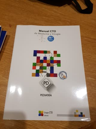 Manual pediatria CTO 10a edicion