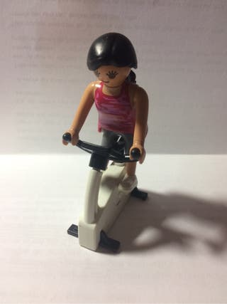 Playmobil deportista