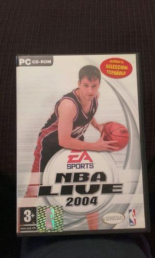 NBA Live 2004 (PC)