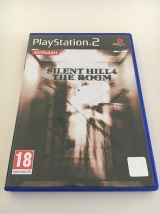 Silent Hill 4 The Room PS2 español nuevo estado 10
