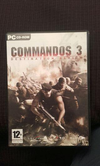 COMMANDOS 3 (Destination Berlin)