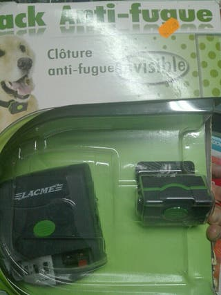 pack antifugas perros