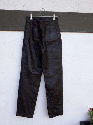 Pantalon de piel