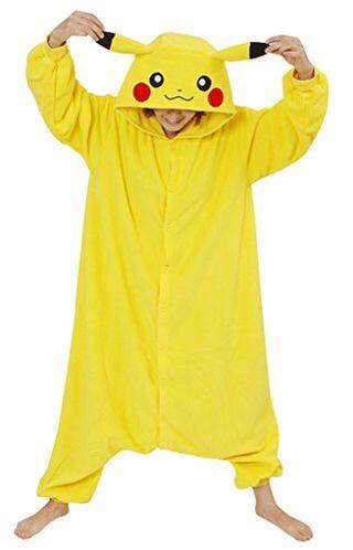 Disfraz pikachu