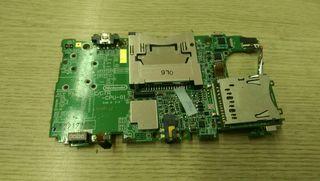 Nintendo 3ds cpu placa base