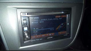 Radio cd / Pantalla alpine IVE-W530BT