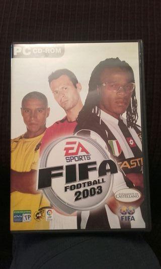 FIFA 2003 (PC)
