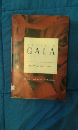 '' Poemas de amor'' de Antonio Gala