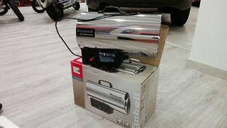 cañon de calor Einhell 200 nitro vario 20kw