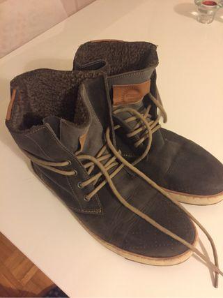 Zapatillas de botin
