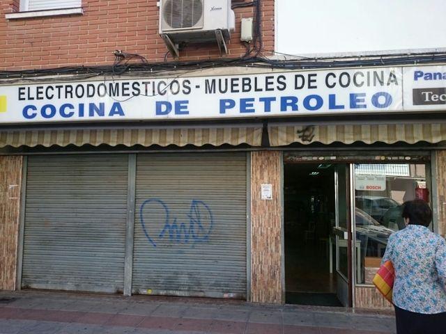 Local comercial Getafe