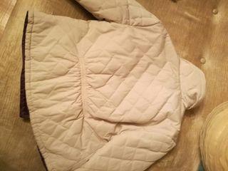 abrigo niña tipo Chaqueta