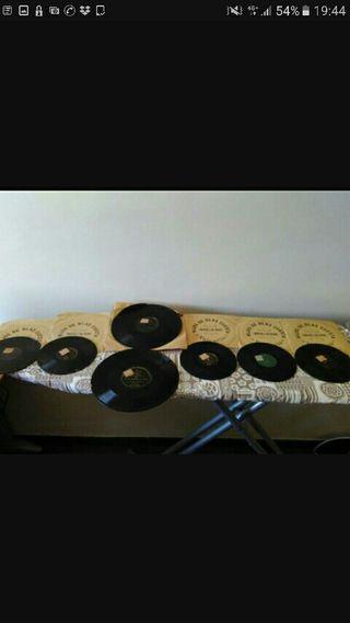 discos de Pizarra para gramola