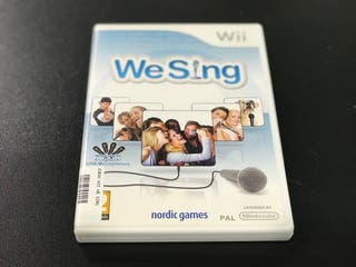 JUEGO WII WESING