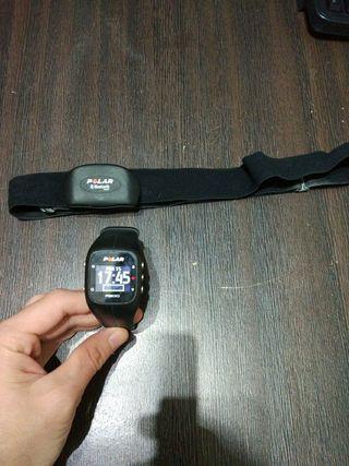 reloj deporte polar a300 mas banda pulsaciones