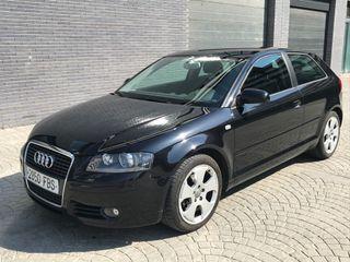 Audi A3 2.0 TDI ambition automático.Muy bien cuidado.