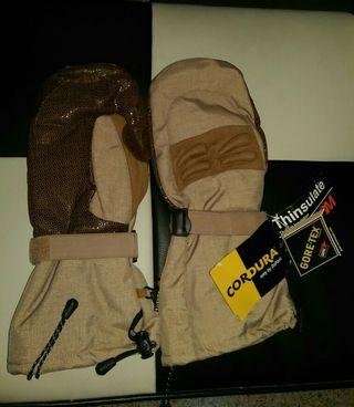 guantes militares