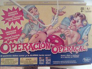 Operación juego