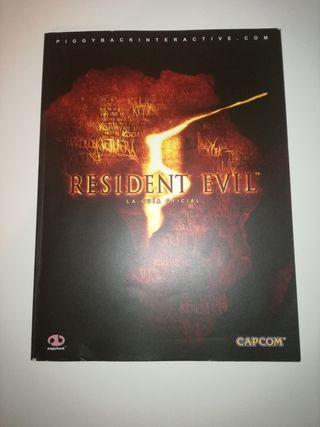 guia de resident evil 5