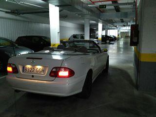 Mercedes-Benz CLK 2001 cabrio