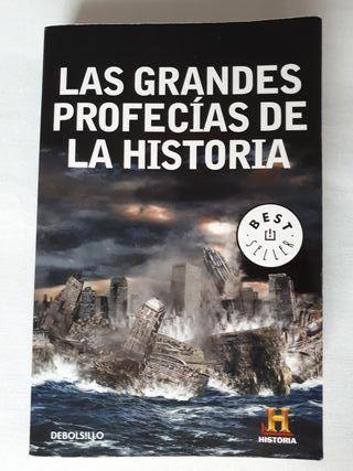 Libro Las grandes profecías de la historia